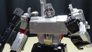 X-Transbots APOLLYON (Masterpiece Megatron): EmGo