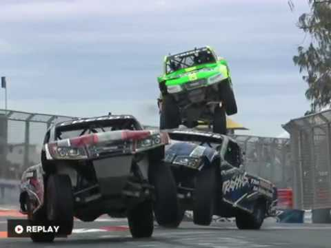 WTF Moments in Stadium SUPER Trucks