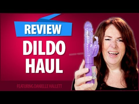 Dildo Haul - Unboxing A Huge Shipment Of Adult Toys.
