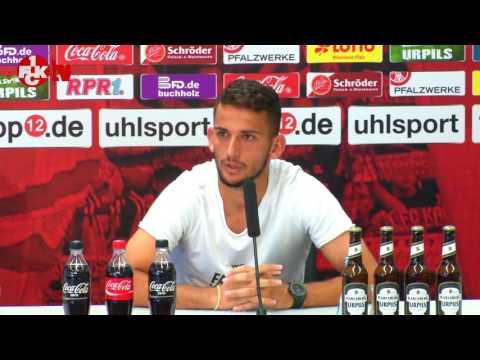 Pressekonferenz vor dem Heimspiel gegen Düsseldorf