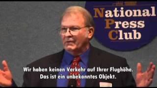 Wie die CIA UFO-Vorfälle vertuscht - John Callahan (FAA)