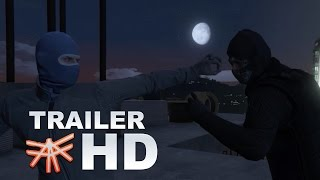 The Blue Streak Trailer - GTA 5 Online Superhero Movie (Machinima)