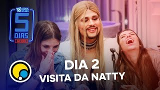 Baixar Natty chega na casa do #5DiasAoVivo - Depois das Onze