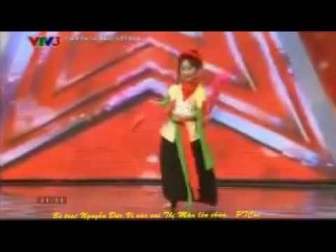 Thị Màu lên chùa - Bé trai Nguyễn Đức Vĩnh - 8 tuổi- Bắc Ninh. VNGot Talent