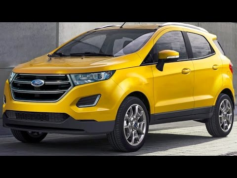 ford ecosport facelift 2016 internet buzz youtube. Black Bedroom Furniture Sets. Home Design Ideas