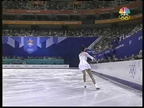 Jennifer Robinson (CAN) - 2002 Salt Lake City, Figure Skating, Ladies' Free Skate