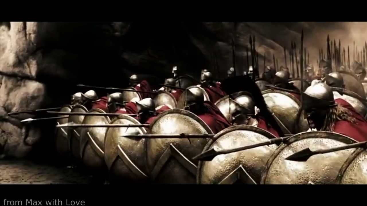 300 Spartans Dubstep / Let The Bodies Hit The Floor