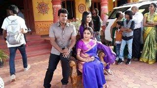 Making of Puneeth Rajkumar's Anjaniputra Movie