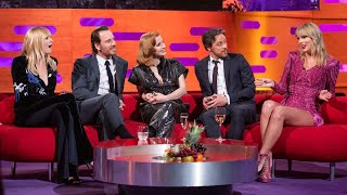 The Graham Norton Show S25E08 with Taylor Swift, Sophie Turner, Michael Fassbender, Jessica Chastain