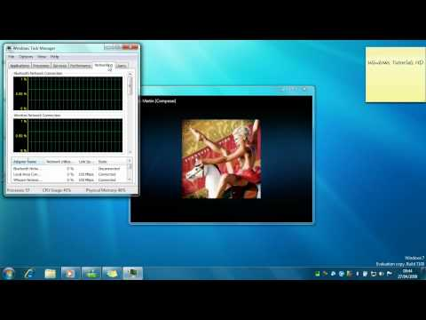 A Quick Look At Windows 7 Ultimate X64 RC Build 7100