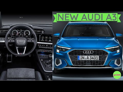 New Audi A3 2020 | Here's What You Should Know About The New Audi A3 Before It's Revealed