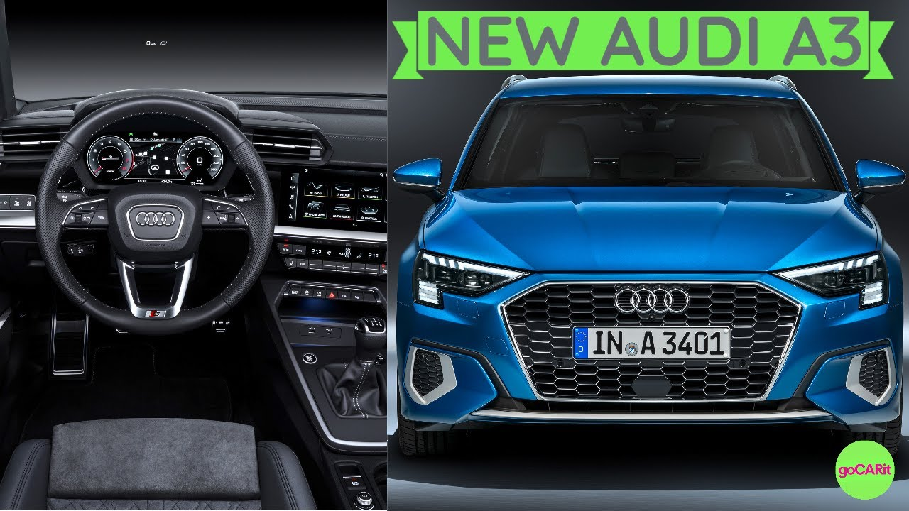 new audi a3 2020  here's what you should know about the