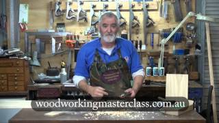 Bow Sander Draw and Info of New draw for an HNT Gordon Plane