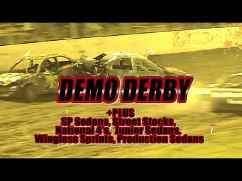 Grafton Speedway Friday Night. - dirt track racing video image
