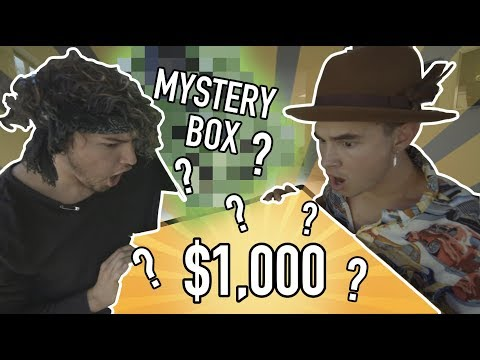 Download Youtube: $1,000 VS. $100 MYSTERY BOX FROM EBAY!!! (YOU WON'T BELIEVE WHAT WE FOUND)