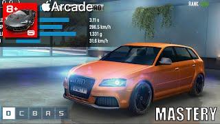 Asphalt 8 Airborne+ Mastery - Part 28 - D-Class Series: Audi RS 3 Sportback