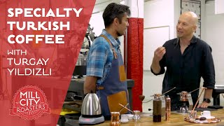 Introduction to Specialty Turkish Coffee