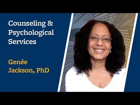 Meet your engineering counselor: Geneé Jackson, PhD