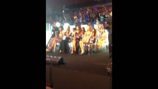 [MAMA 2011] SNSD (Where is the Love?) part 1