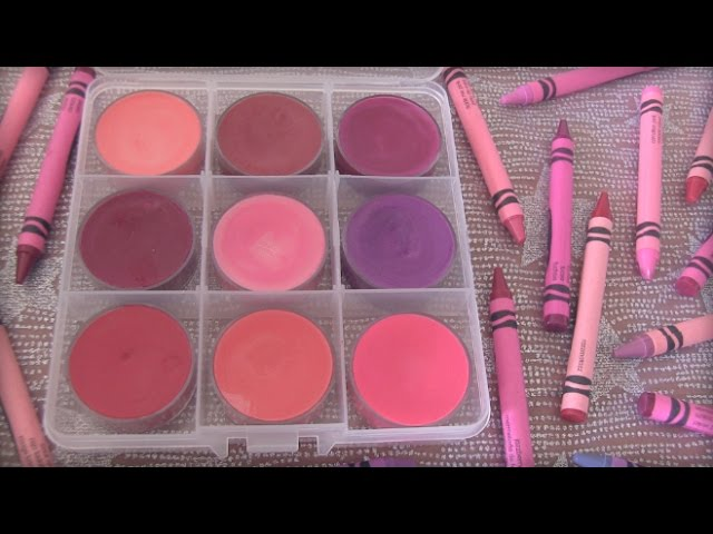 How To Make Lipstick Out Of Crayons With Pictures Wikihow