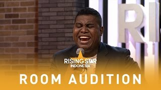 Download lagu Andmesh Kamaleng I m Not The Only One Room Audition 2 Rising Star Indonesia 2016