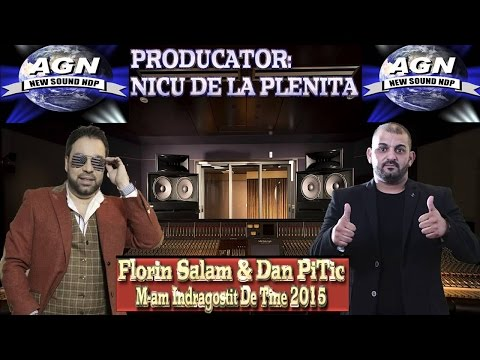 Florin Salam & Dan PiTic - M-am Indragostit De Tine 2015 (Official Audio)