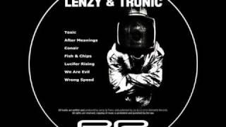 LENZY & TRONIC - Conair (Original Mix)