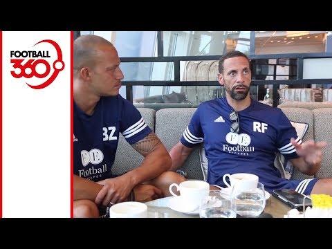 Rio Ferdinand on the emergence of Marcus Rashford and key players leaving the club