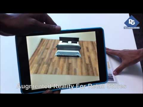 Augmented Reality for Retail Stores