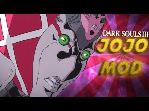 STAND POWERS EXIST - DS3 JoJo's Bizarre Adventure Mod Funny Moments