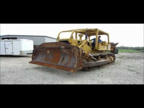 1967 Caterpillar D7E dozer for sale | sold at auction April 12, 2012