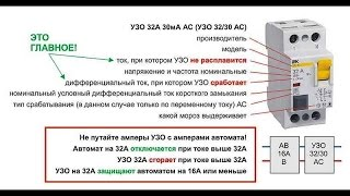 Почему надо использовать УЗО. Что такое УЗО!(Почему для установки стиральной машины-автомат нужна отдельная проводка с заземлением или с УЗО? Что такое..., 2016-07-27T13:58:11.000Z)