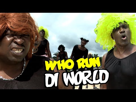 Who Runs The World? - Ity And Fancy Cat - Comedy