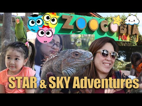 Trip To Zoocobia And Paradise Ranch In Clark Pampanga