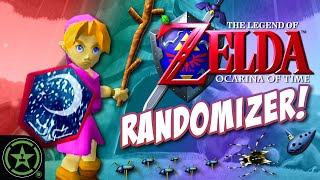 Too Easy OR Too Hard? - Zelda: Ocarina of Time Randomizer (Highlights)