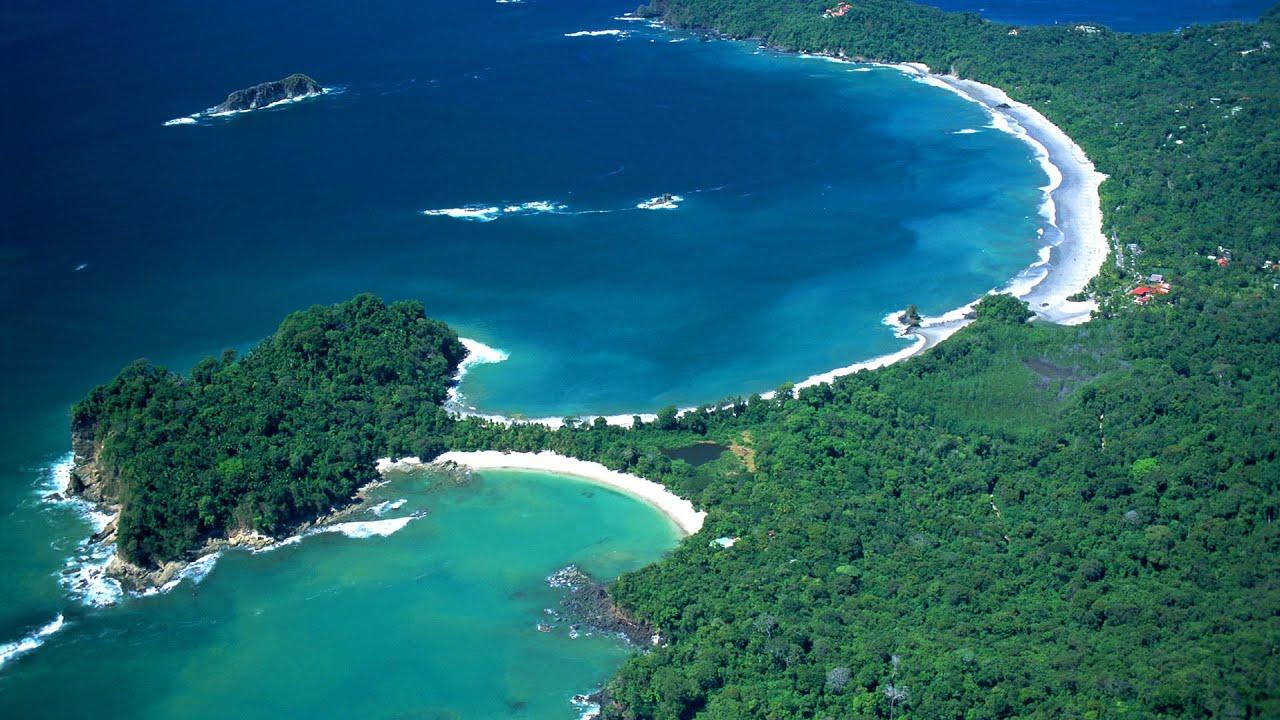 Pantai Manuel Antonio, Kosta Rika