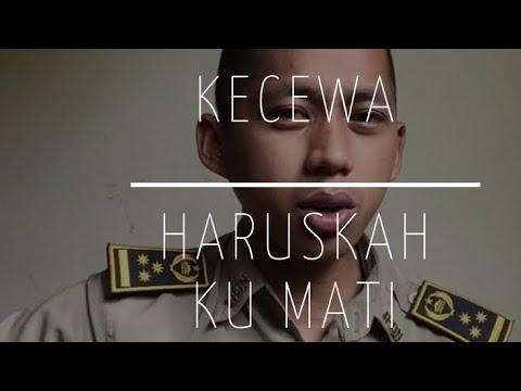 KECEWA - HARUSKAH KU MATI [cover] DJOHAR REDJEB
