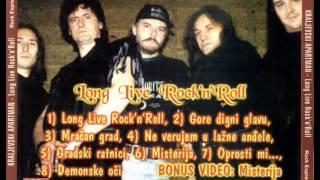 Kraljevski Apartman - Long Live Rock
