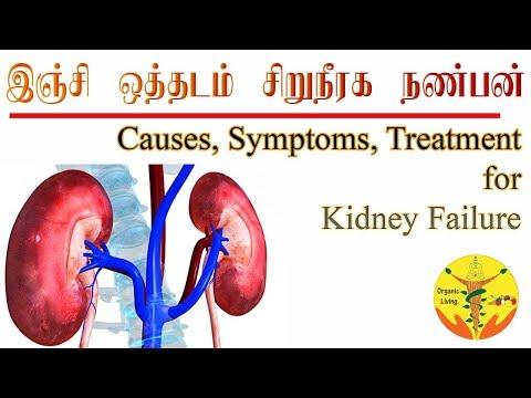 இஞ்சி ஒத்தடம் கிட்னியின் நண்பன் | Causes, symptoms, treatment for Kidney Failure |Organic Living