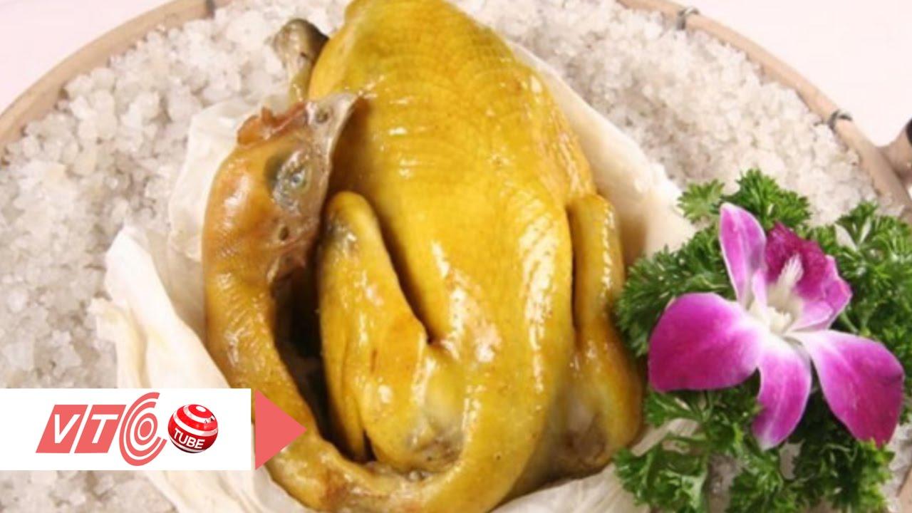 Thơm ngon, đậm đà với gà hấp muối | VTC