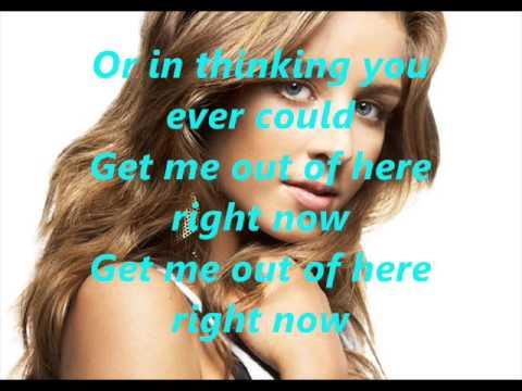 Esmee Denters - Get me outta here lyrics