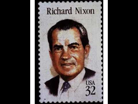 President Richard Nixon's Resignation