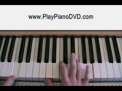 How to play Apologize  One Republic on the Piano