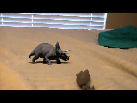 Icecream meets the ceratopsian