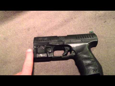 REVIEW OF VIRIDIAN X5L 2ND GENERATION TACTICAL LASER/LIGHT (WALTHER PPQ)