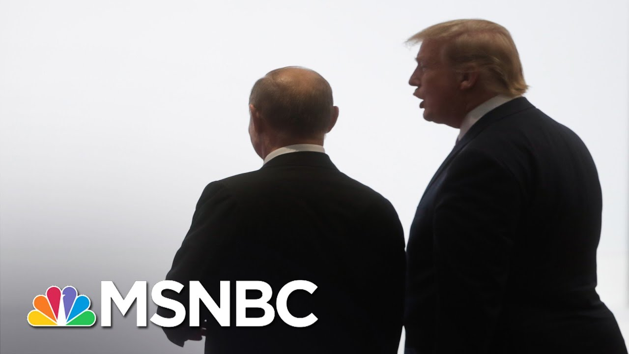 Russian, Chinese, Iranian Hackers Targeting 2020 Election, Microsoft Warns | All In | MSNBC