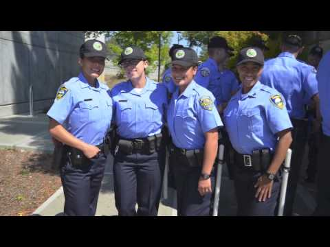 Napa Valley College Police Academy Class 93