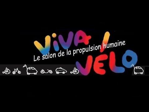 VIVA VELO - Le Salon de la Propulsion Humaine