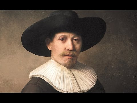 """The Next Rembrandt"" Created by a 3D..."