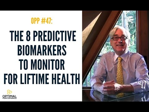 Top 8 Predictive Biomarkers For Health with Dr. Russell Jaffe